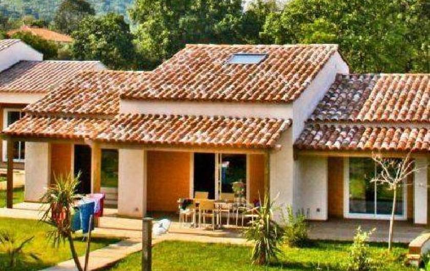 Location de vacances - Villa à Poggio-Mezzana