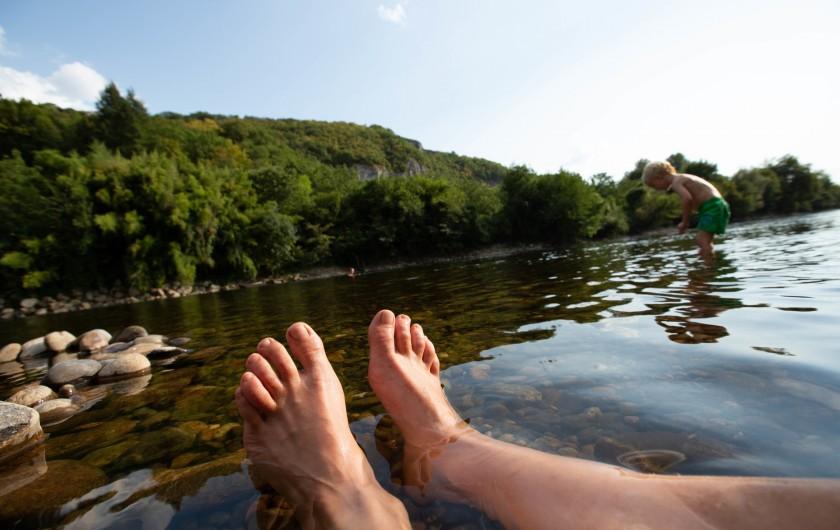 Location de vacances - Camping à Girac - zen