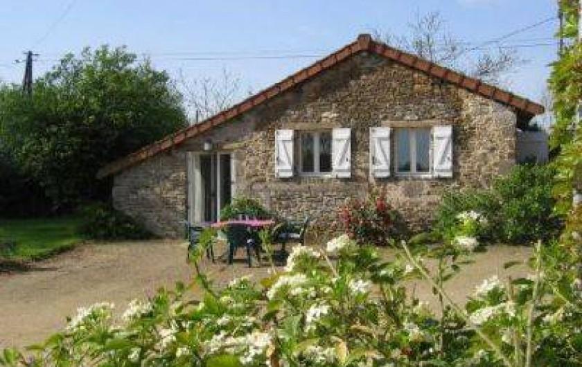 Location de vacances - Chambre d'hôtes à Saint-Denis-des-Murs