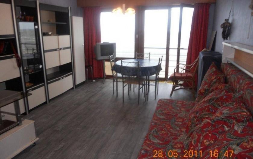Location de vacances - Studio à Sint-Idesbald