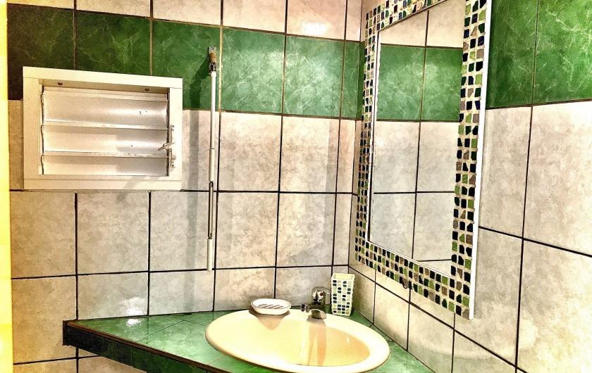 Location de vacances - Villa à Douville - Salle de bain 2