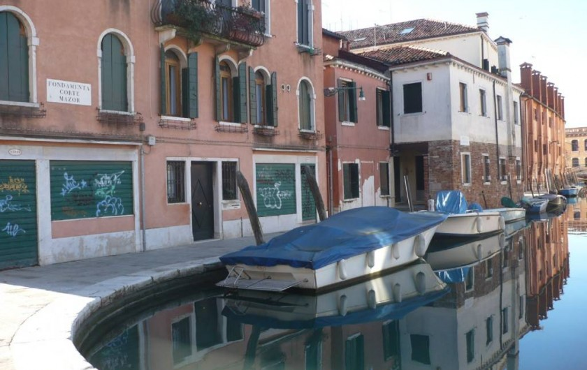 Location de vacances - Appartement à Venise
