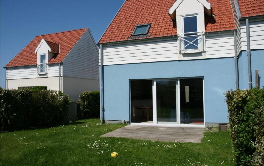 Location de vacances - Maison - Villa à Wimereux - jardin