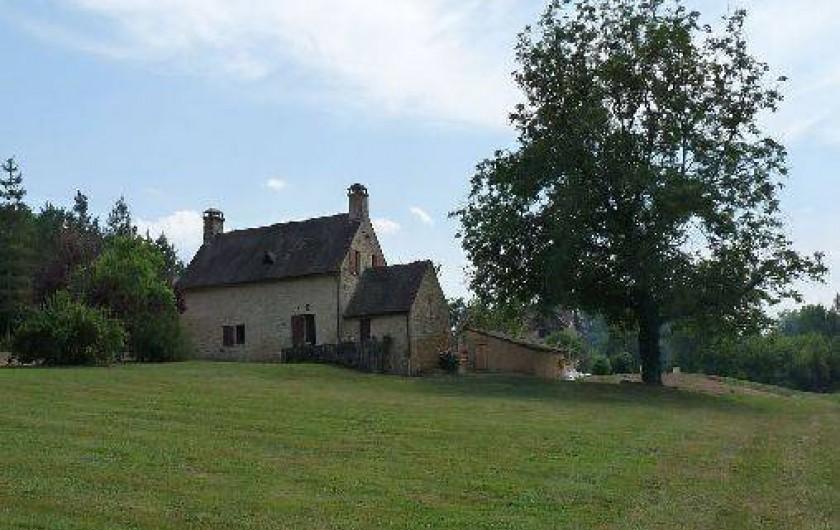 Location de vacances - Maison - Villa à Vitrac
