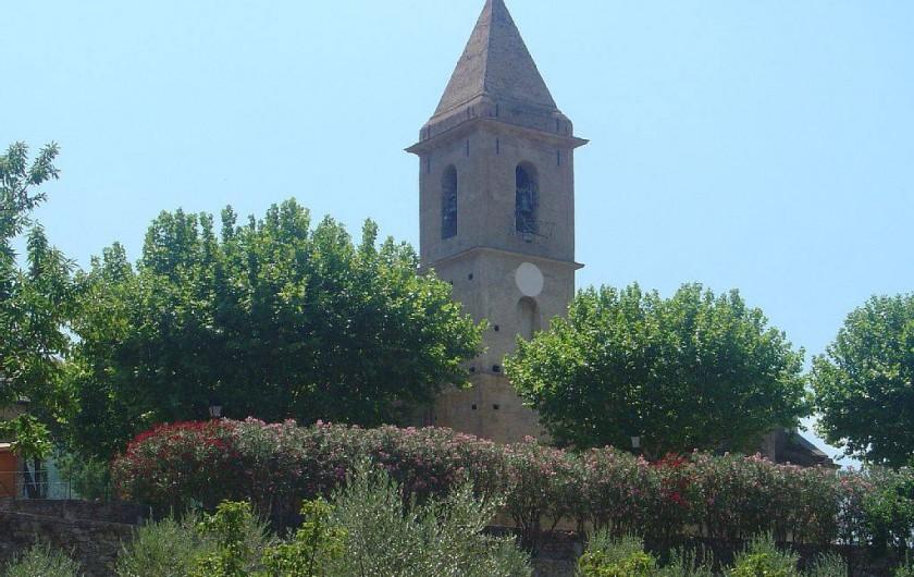 Location de vacances - Maison - Villa à Rapale - L'église de Rapale
