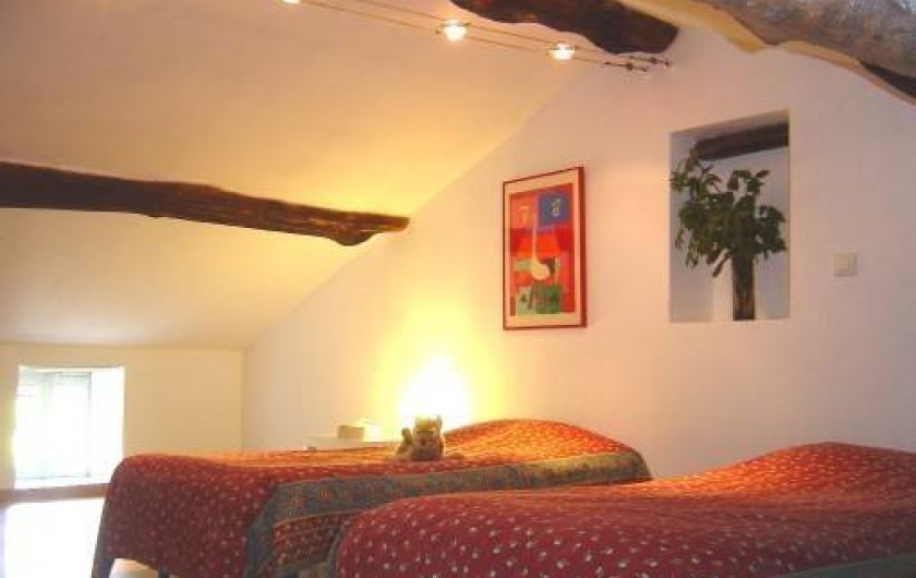 Location de vacances - Maison - Villa à Rapale - Chambre mansardée enfants 1