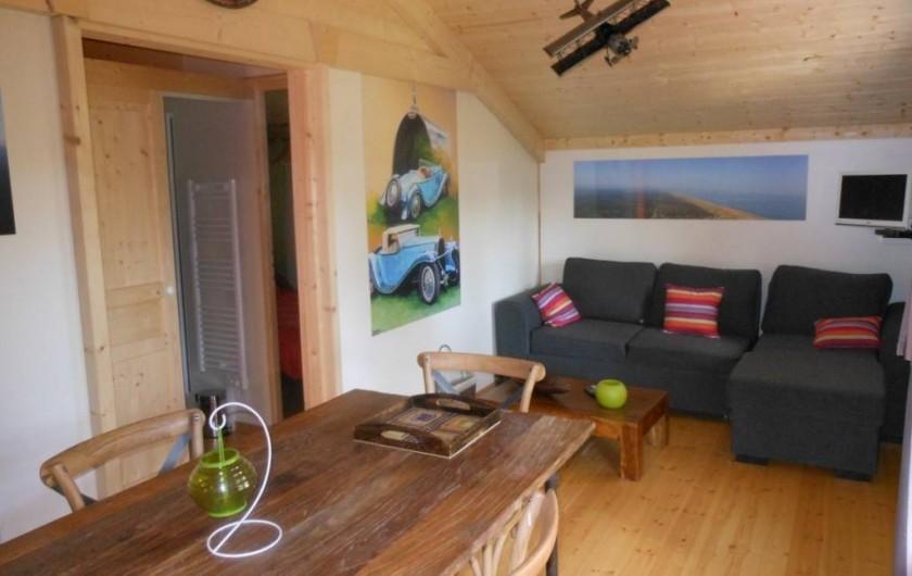 Location de vacances - Chalet à Labenne-Océan - Chalet Perché