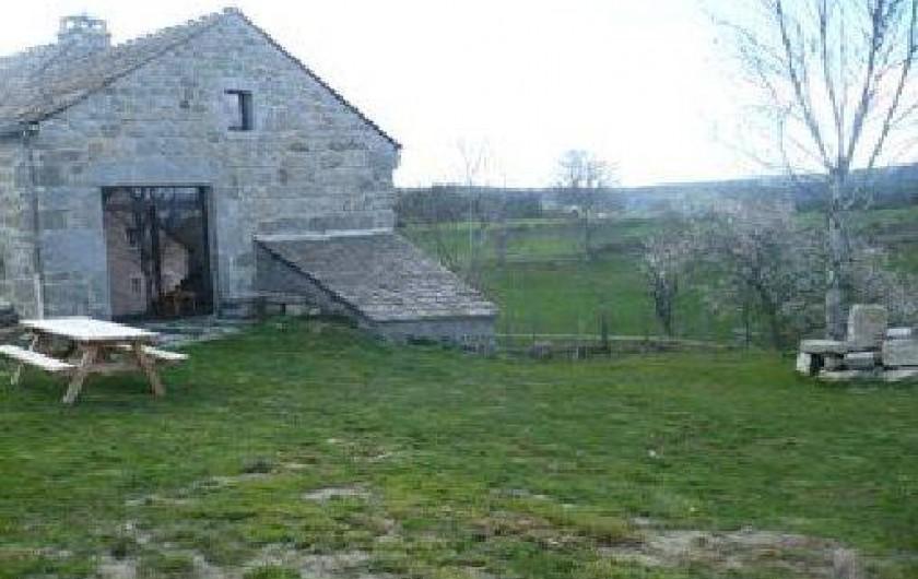 Location de vacances - Gîte à Saint-Gal