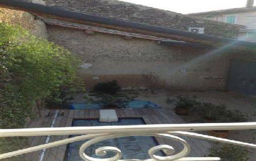 Location de vacances - Maison - Villa à La Tour-d'Aigues