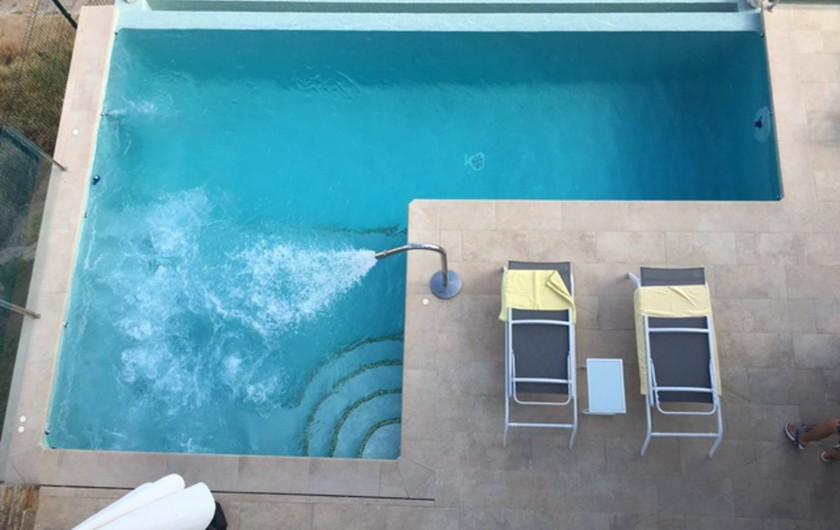 Location de vacances - Villa à Roses - équipement thalasso professionnel