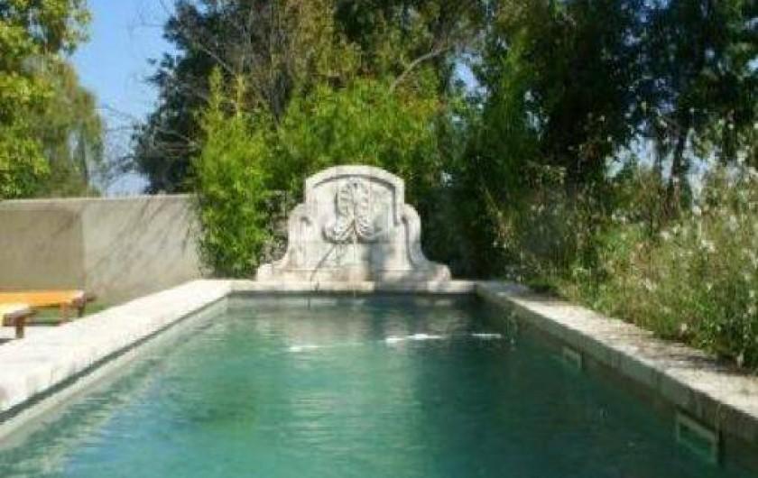 Mas des bourgeois saint r my de provence avec piscine for Camping saint remy de provence avec piscine