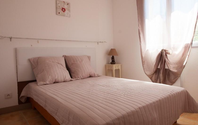 Location de vacances - Gîte à Salviac - Chambre 01