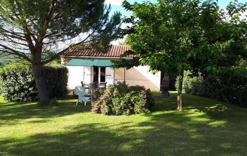 Location de vacances - Gîte à Salviac - Maison 4/5 personnes