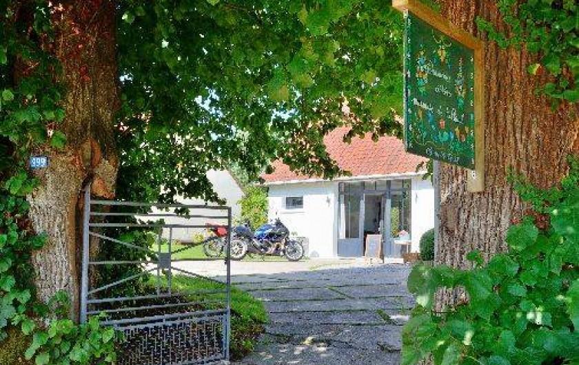 Location de vacances - Gîte à Alembon