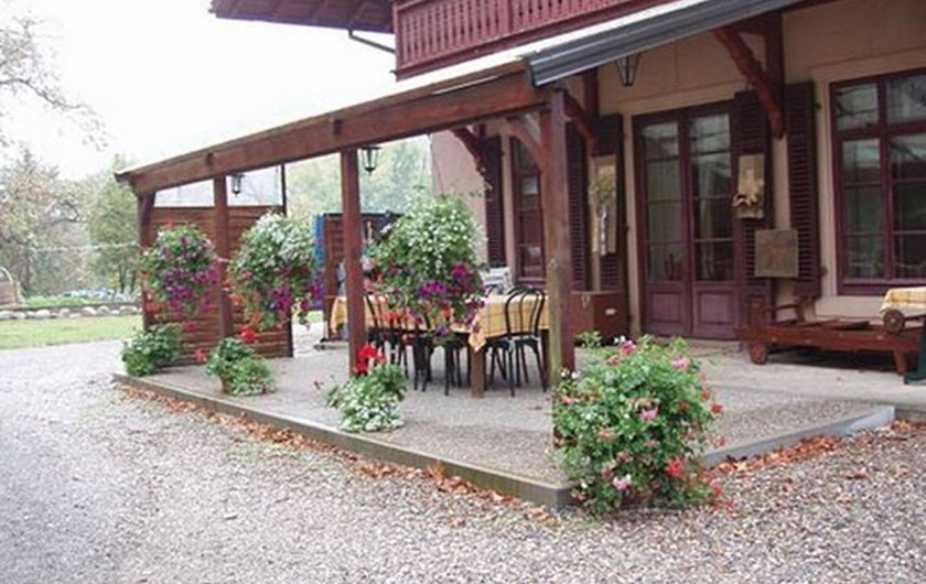Location de vacances - Gîte à Mitzach