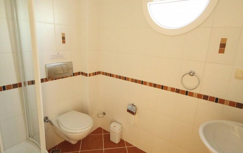 Location de vacances - Appartement à Fethiye - Salle douche