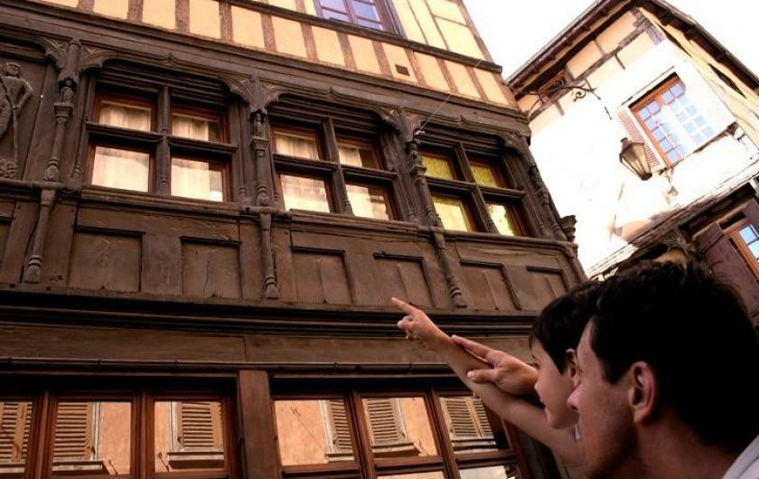 Location de vacances - Hôtel - Auberge à Thiers - Le musée de la coutellerie