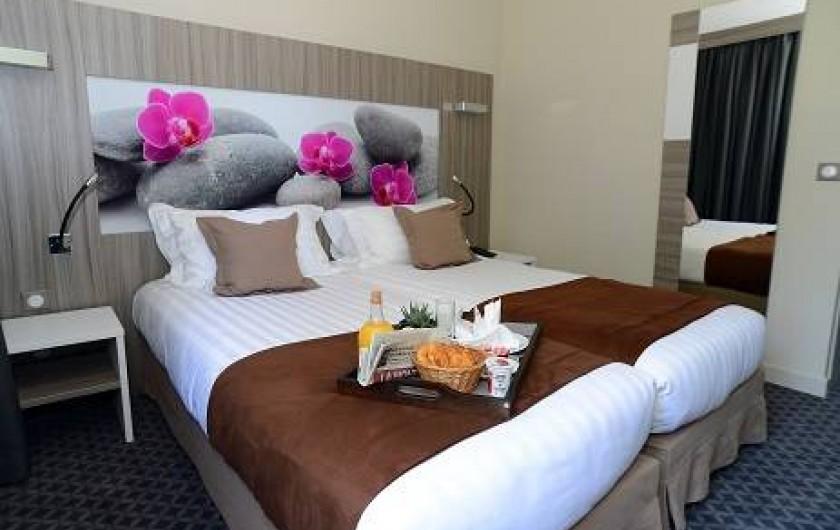 Location de vacances - Hôtel - Auberge à Thiers - Chambre Premium