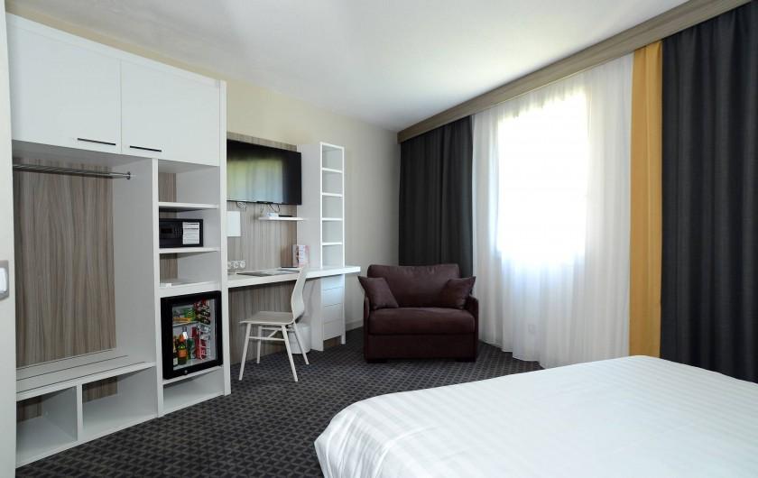Location de vacances - Hôtel - Auberge à Thiers - Junior Suite