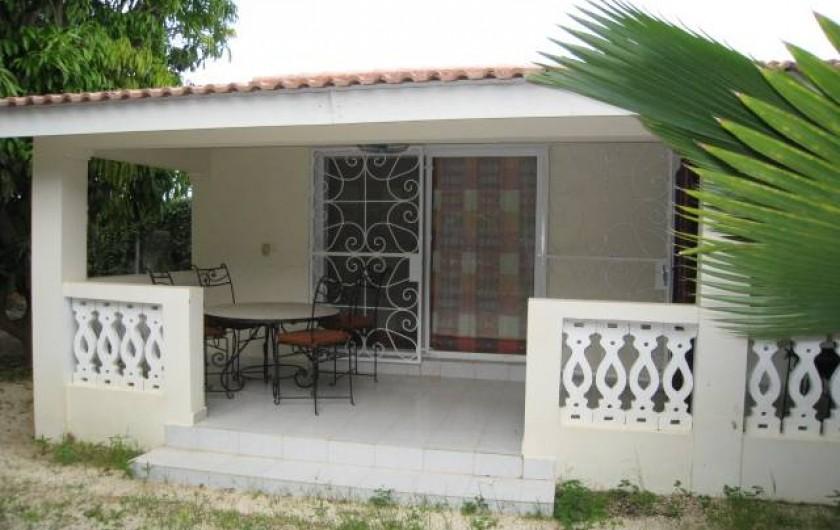 Location de vacances - Appartement à Somone - Appartement vue de l'extérieur