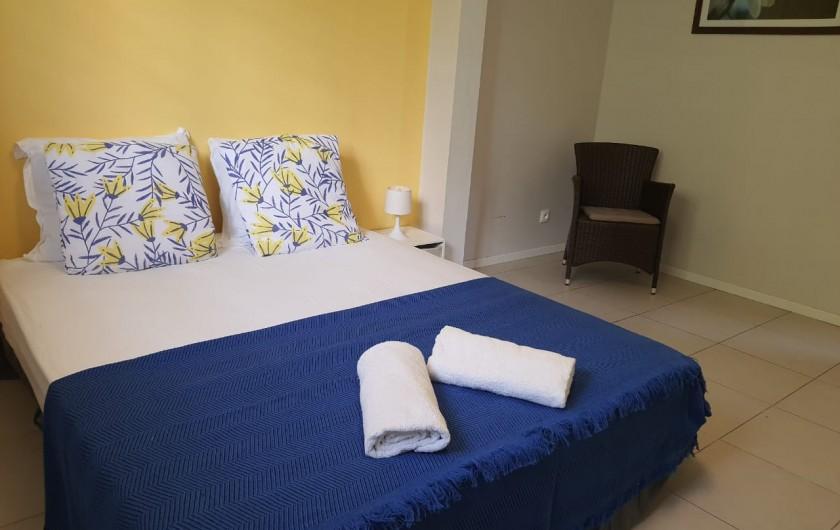 Location de vacances - Villa à Petit Bourg - Chambre 3
