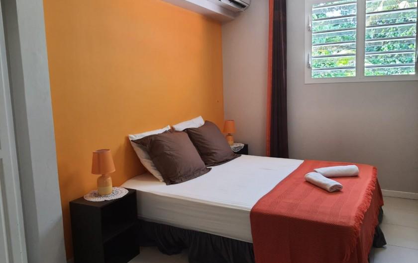 Location de vacances - Villa à Petit Bourg - CHAMBRE 1