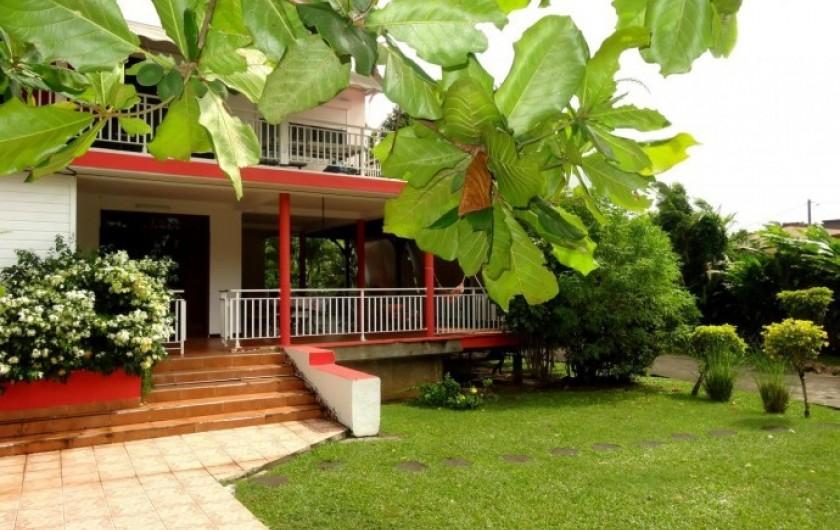 Location de vacances - Villa à Petit Bourg