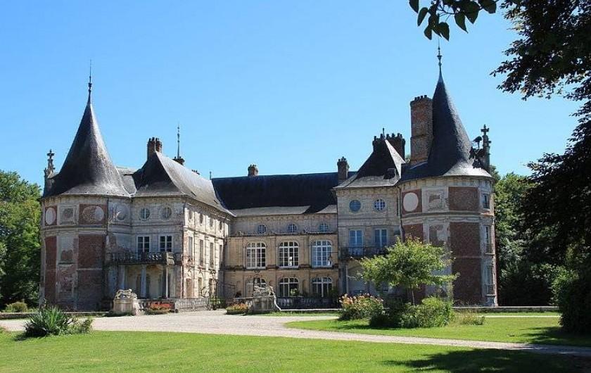 Location de vacances - Chambre d'hôtes à Longecourt-en-Plaine