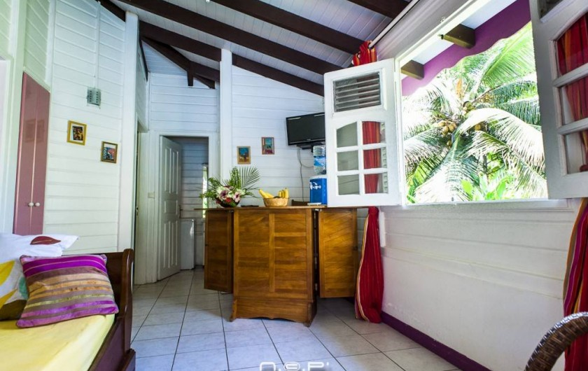 Location de vacances - Villa à Le François - Villa Hibiscus