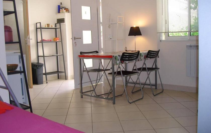 Location de vacances - Studio à Nice - studio