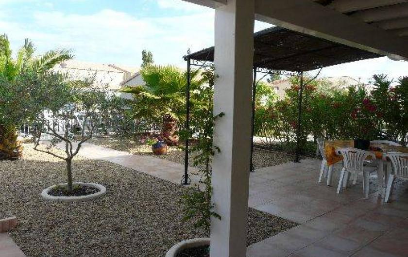 Location de vacances - Villa à Portiragnes