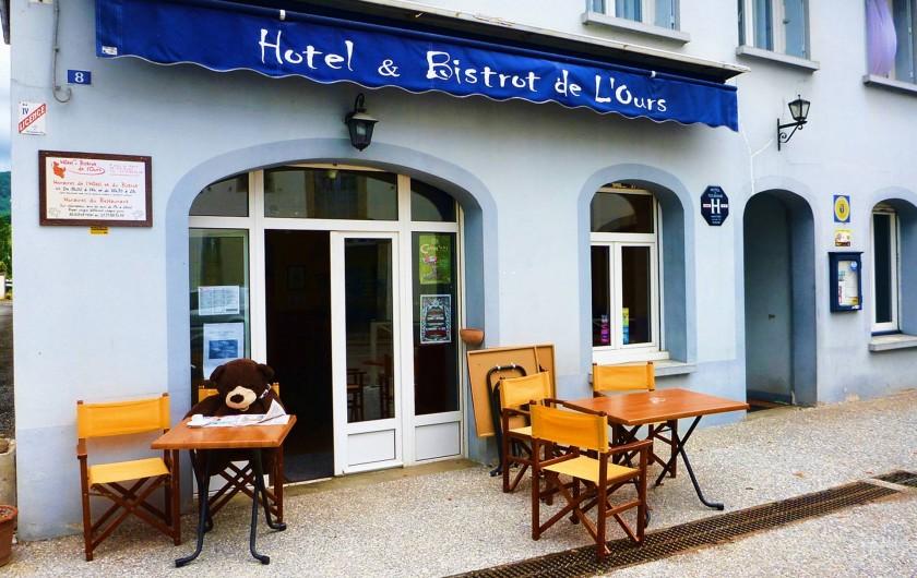 Location de vacances - Hôtel - Auberge à Arette
