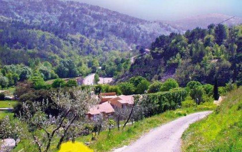 Location de vacances - Maison - Villa à Montferrat - Montferrat