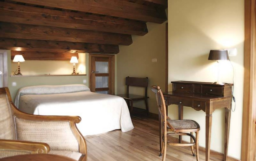 Location de vacances - Hôtel - Auberge à Peñarrubias de Pirón