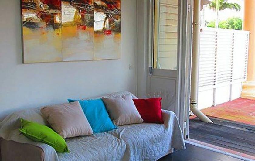 Location de vacances - Appartement à Saint-François