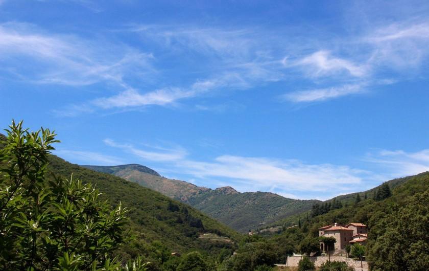 Location de vacances - Gîte à Notre-Dame-de-la-Rouvière - Le Mas dans son écrin