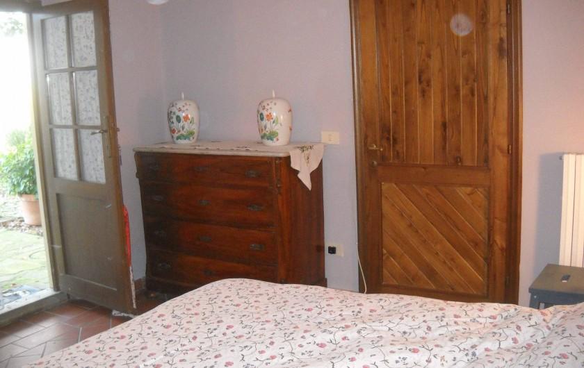 Location de vacances - Appartement à Incisa in Val d'Arno - La chambre blue