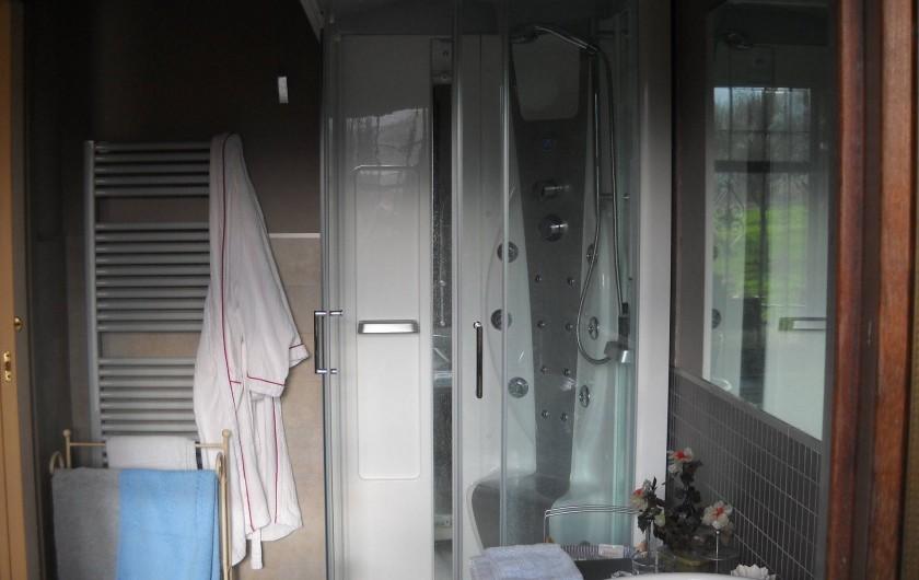 Location de vacances - Appartement à Incisa in Val d'Arno - Une salle de douches