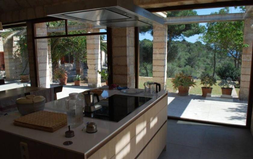 Location de vacances - Maison - Villa à Cala s'Almonia
