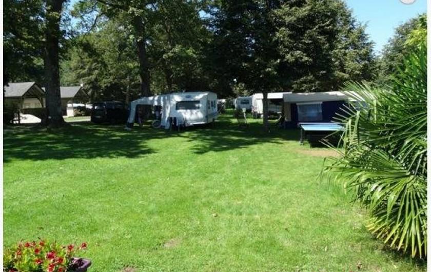 Location de vacances - Camping à Peyrouse
