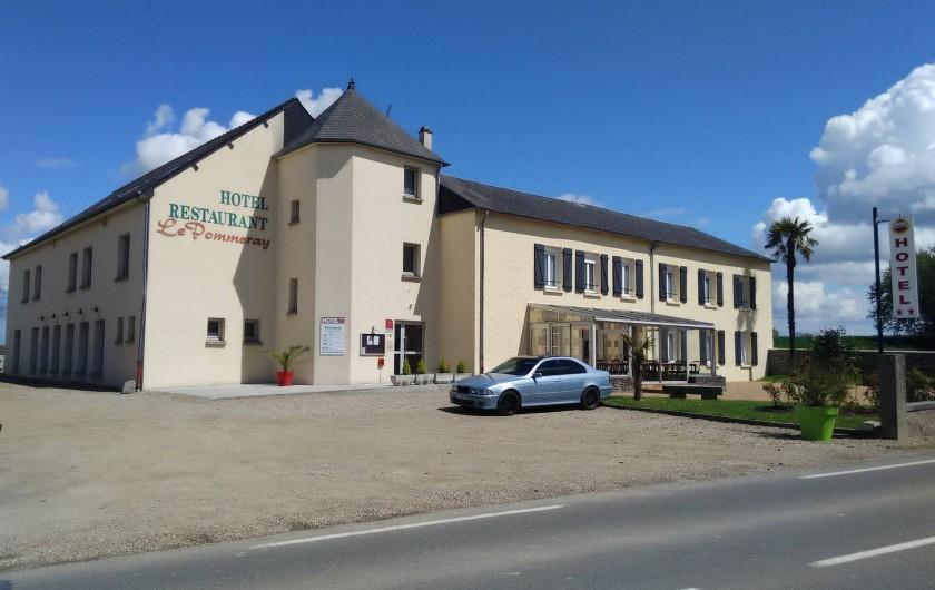 Location de vacances - Hôtel - Auberge à Céaux