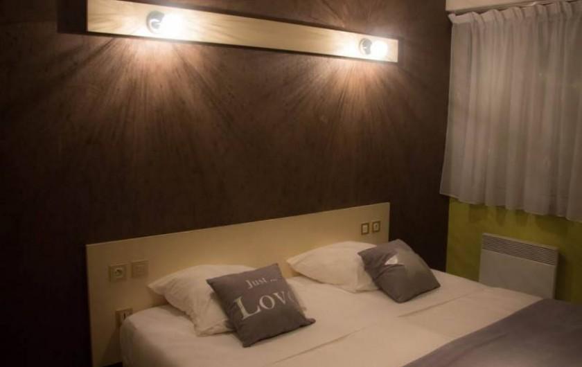 Location de vacances - Hôtel - Auberge à Céaux - chambre double