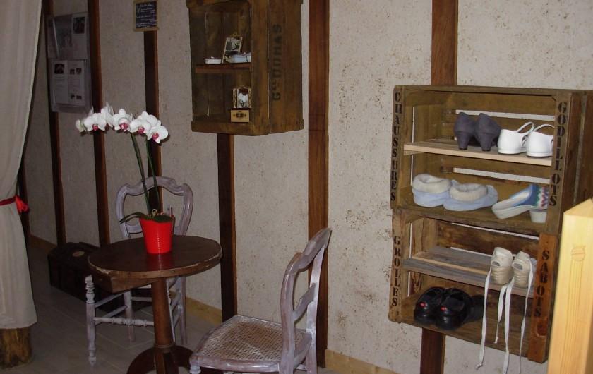 Location de vacances - Chambre d'hôtes à Saint-Jean-des-Ollières
