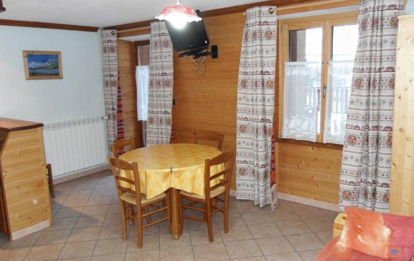 Location de vacances - Appartement à Lanslebourg-Mont-Cenis - La Turra