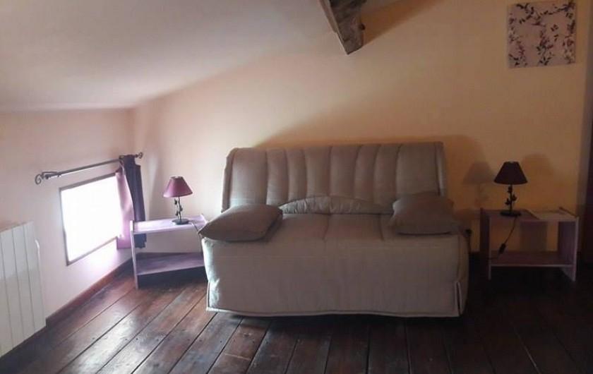Location de vacances - Chambre d'hôtes à Vernet-la-Varenne - Bon clic clac à l'étage pour 2 personnes