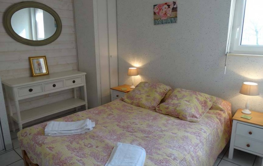 Location de vacances - Gîte à Lisle - Chambre