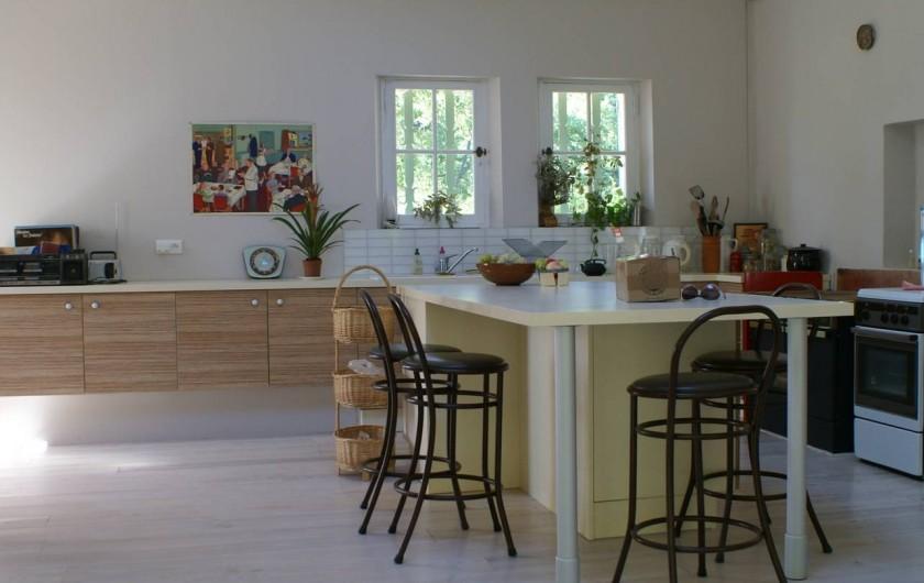 Location de vacances - Villa à Saignon - cuisine équipée