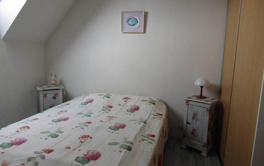 Location de vacances - Maison - Villa à Penvins - lit 2 places 160cm