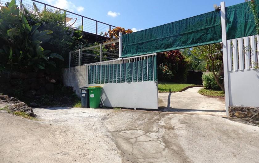 Location de vacances - Chalet à Saint-Leu