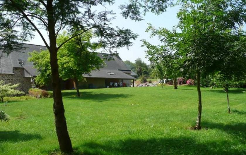 Location de vacances - Gîte à Josselin - Gîte « Ty Breizh »